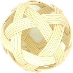 Pelota pikler de 11 cm de fibras naturales vegetales