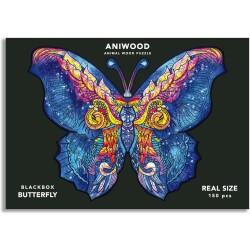 Puzle Aniwood Mariposa M