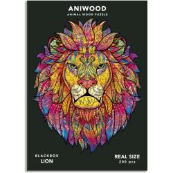 Puzle Aniwood León L