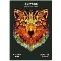 Puzle Aniwood Oso M