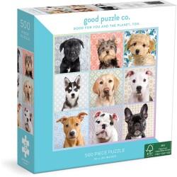 Puzle de 500 piezas Dog Portraits