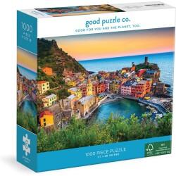 Puzle de 1000 piezas Sunset At Cinque Terre