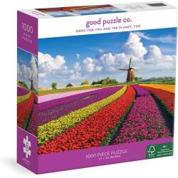 Puzle de 1000 piezas Flowers In Holland
