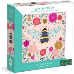Puzle de 500 piezas Bee Happy