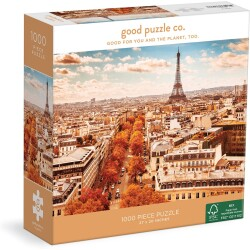 Puzle de 1000 piezas Parisian Fall
