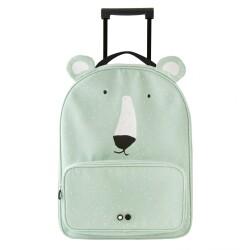 Maleta/Trolley de viaje del oso polar