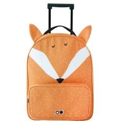 Maleta/Trolley de viaje del zorro