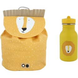 Pack mini mochila + botella 350 ml del león