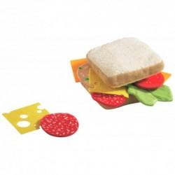 Set para hacer un sandwich de peluche