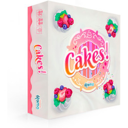 Juego de mesa: Cakes!