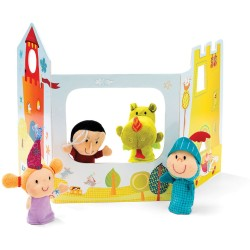 Finger puppets Fairytales