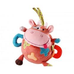 La vaca de descubrimientos Vicky