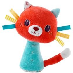 Mini sonajero de la gata Colette con cascabel