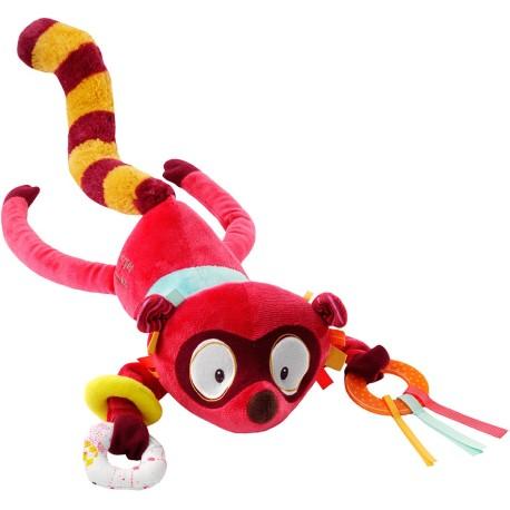 Georges, musical lemur