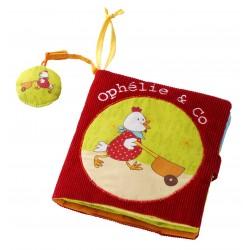 Libro blando Ophélie & Co
