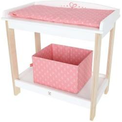 Mesa para cambiar pañales para muñecas
