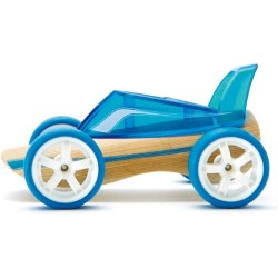 Coche de bambú Roadster