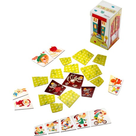 Lilliputiens Family game