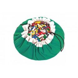Sacos de juguetes Play & Go verde