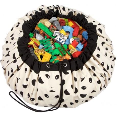 Sacos de juguetes Play & Go panda