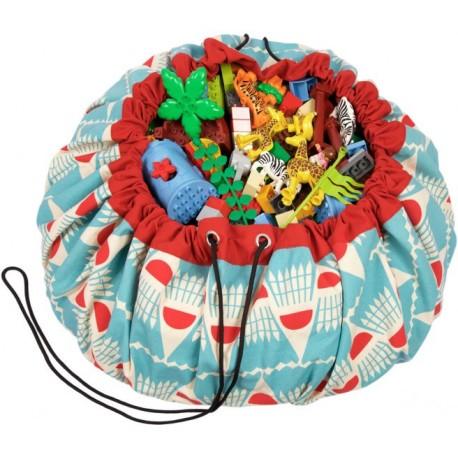 Sacos de juguetes Play & Go bádminton