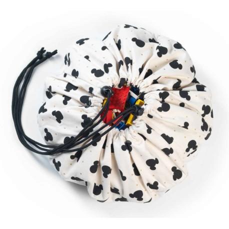 Mini sacos de juguetes Play & Go Disney con Mickey negro