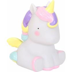 Lamparita de mesa unicornio