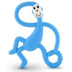Mordedor Matchstick Dancing Monkey azul claro