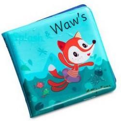 Alice Splash Libro mágico para el baño