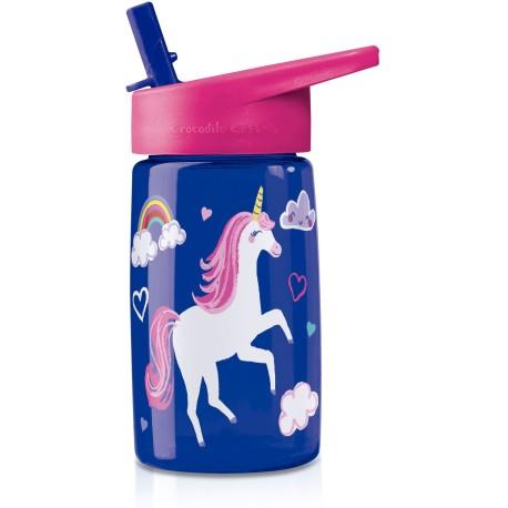 Botella infantil de Tritán Unicornio
