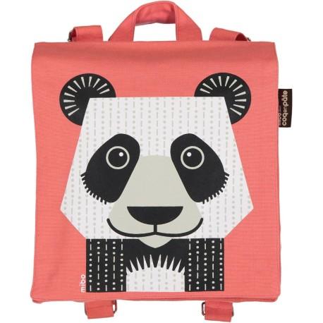 Mochila roja Panda