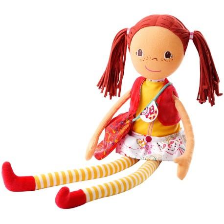 Olga, circus doll