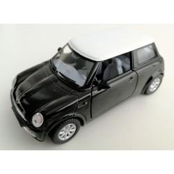 Coche Mini Cooper negro