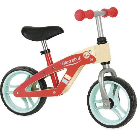 Bicicleta de equilibrio de madera