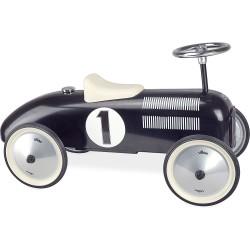 Correspasillos coche vintage negro