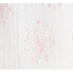 "Muselina de algodón ""lovely reverie"" flores"