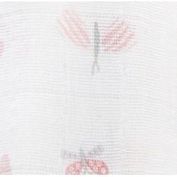 "Muselina de algodón ""lovely reverie"" mariposas"