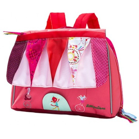 Circus, schoolbag (A5)