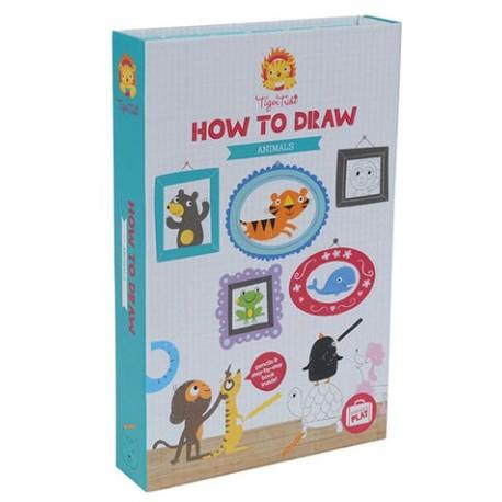 Cómo dibujar los animales