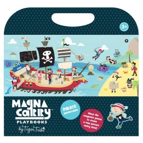 Magna Carry La aventura pirata