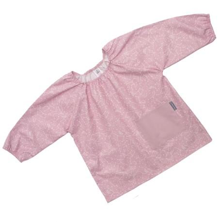 Bata de goma constelaciones rosa