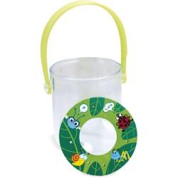 Caja para insectos verde