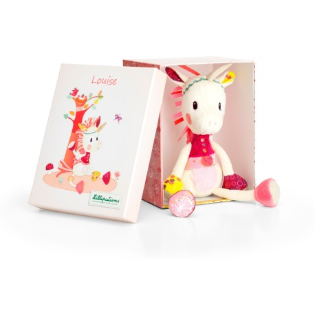 Louise peluche amoroso (Louise, the cuddly soft toy)