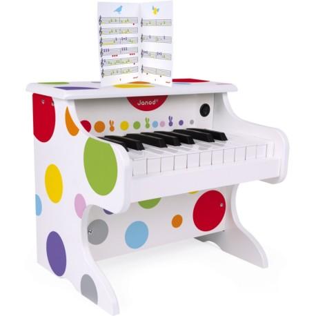 Mi primer piano electrónico