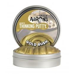 Lata de plastilina de 10 cm - Magnetics - Gold Rush