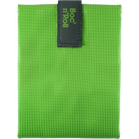 Porta bocadillos Boc'n'Roll Square Verde