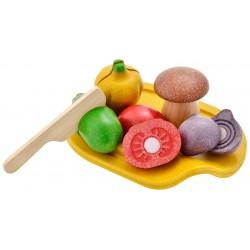 Tabla para cortar verduras