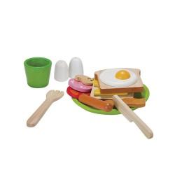 Menú para el desayuno
