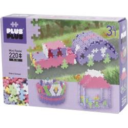 """Puzle 3D de 220 piezas pastel """"3 en 1"""""""