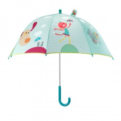 Paraguas del perrito Jef